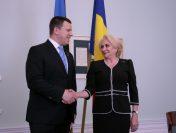 Vizita oficială a premierului Viorica Dăncilă în Estonia