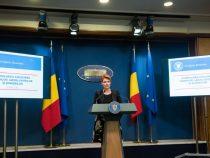 Declarații de presă susținute de ministrul Muncii și Justiției Sociale, Lia Olguța Vasilescu