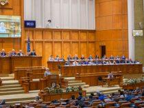 Participarea premierului Viorica Dăncilă la ședința comună a Camerei Deputaților și Senatului – prezentare a stadiului procesului de pregătire și a temelor de interes care vor sta la baza Programului de lucru al Președinției României la Consiliul UE