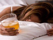 Cum afecteaza consumul de alcool calitatea somnului nostru?