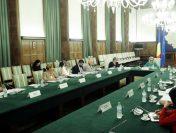 Comitetul interministerial dedicat pregătirii Centenarului și declarații de presă susținute de ministrul Culturii și Identității Naționale, George Ivașcu, privind bilanțul la șase luni de la preluarea mandatului