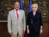 Cooperarea viitoare cu BERD în dezvoltarea și modernizarea spitalelor din România și proiecte de infrastructură, pe agenda întrevederii premierului Viorica Dăncilă, cu președintele BERD, Suma Chakrabarti