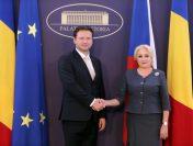 Primirea de către prim-ministrul Viorica Dăncilă a Președintelui Camerei Deputaților a Parlamentului R. Cehe, Radek Vondráček