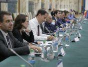 Reuniunea Comisiei Naţionale de fundamentare a Planului naţional de adoptare a monedei euro