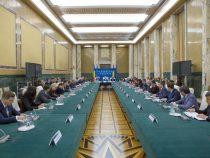 Prim-ministrul Viorica Dăncilă: Suntem angajați să asigurăm o Președinție eficientă și pragmatică a Consiliului Uniunii Europene