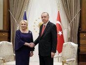 Vizita premierului Viorica Dăncilă la Ankara