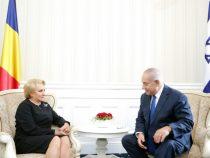Varna – Întrevederea premierului Viorica Dăncilă cu omologul său israelian, Benjamin Netanyahu