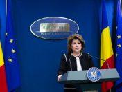 Declaraţii de presă susţinute de ministrul Fondurilor Europene, Rovana Plumb, privind clarificări tehnice în domeniul fondurilor europene