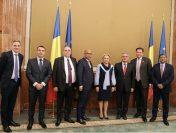 Premierul Viorica Dăncilă, întrevedere cu o delegație a Grupului Liberty House