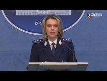 Peste 11.000 de pompieri, poliţişti şi jandarmi-pregătiţi să intervină în atenţionarea de vreme rea