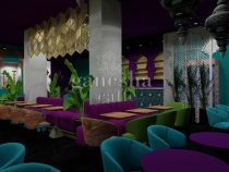Ganesha Caffe Victoriei: Narghilea și Lounge Bar in Centrul Vechi