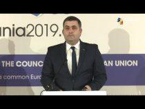 Leş: Discuţiile de la Bucureşti, un schimb pozitiv de opinii legate de problematicile pe securitate
