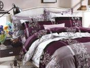 Lenjerii de pat din bumbac satinat – cele mai potrivite pentru dormitorul tau