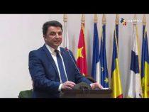Daniel Breaz îndeamnă primarii comunelor să acceseze proiecte cu fonduri europene