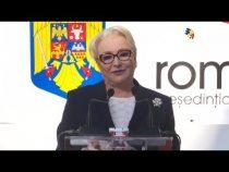 Dăncilă: Industria auto este unul dintre pilonii creşterii economiei româneşti