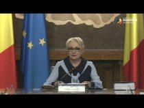 Premierul Viorica Dăncilă a anunţat că marţi începe o vizită la Bruxelles