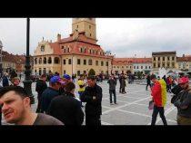 Brașov. Revoluția constituțională: Democrația moare dacă nu este apărată