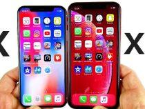 Alegerea anului 2019: iPhone X sau iPhone XR
