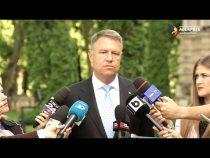 Iohannis: Dragnea a dat ordin la CNA să ignore referendumul