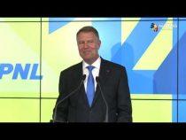 Iohannis: Ne aşteaptă alegeri grele; PNL e pregătit să câştige