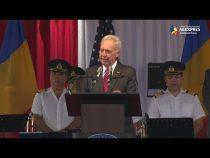 Klemm: America felicită România pentru preşedinţia de succes a Consiliului Uniunii Europene