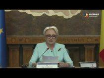 Dăncilă: Guvernul adoptă clarificări conforme cu practicile UE pentru implementarea tehnologiei 5G