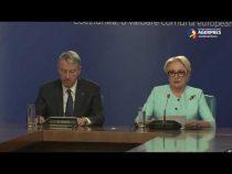 Viorica Dăncilă: Preşedinţia română a Consiliului UE – un succes